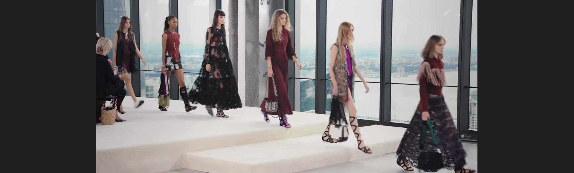 LONGCHAMP'S Spring-Summer 2019 Fashion Show New York